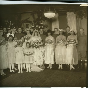 My Grandparents Wedding Photo