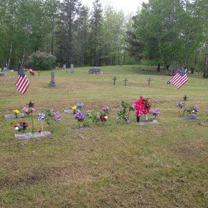 2015-05-25 Nebish Community Cemetery