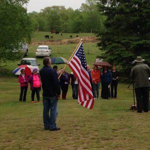 2015-05-25 Nebish Community Cemetery Memorial Day
