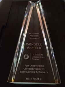 2017-09-11 Award